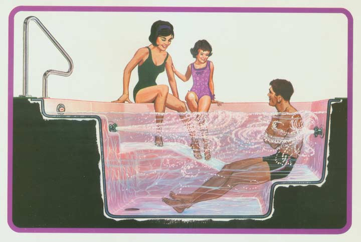 The Evolution of At-Home Hydrotherapy