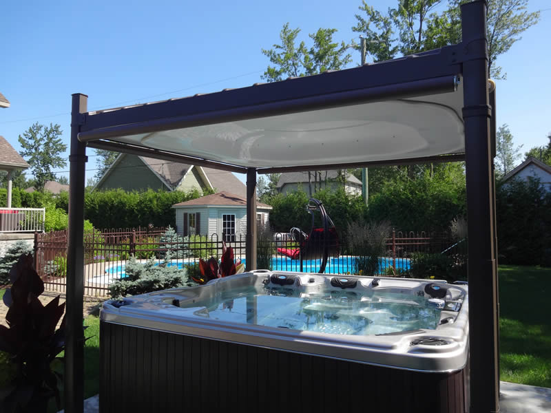 Automated Gazebos For Hot Tubs: What Are They and How Are They Beneficial?