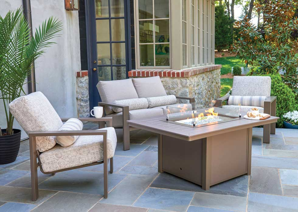 How To Choose Patio Furniture For Small, Outdoor Furniture For Small Spaces